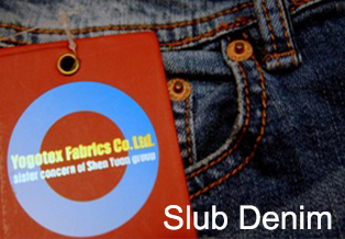 Slub Denim