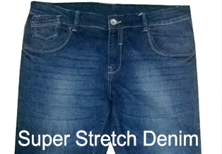 Super Stretch Denim